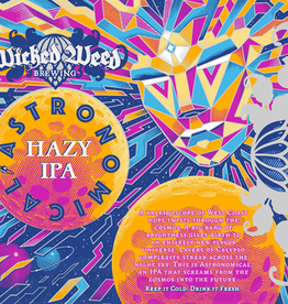Wicked Weed 'Astronomical' IPA 16oz (Can)