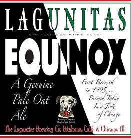 Lagunitas 'Equinox' Oatmeal Pale Ale 22oz