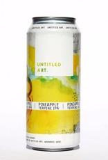 Untitled Art 'Pineapple Terpene' IPA 16oz Can