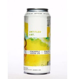 Untitled Art 'Pineapple Terpene' IPA 16oz Can