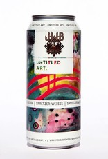 Untitled Art x J Wakefield 'Spritzer Weisse' 16oz Can