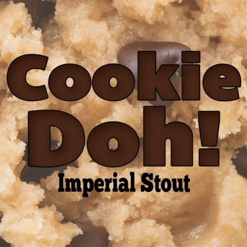 Southern Range 'Cookie Doh' Imperial Stout 16oz Can