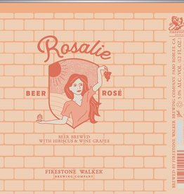 Firestone Walker 'Rosalie' Beer Rosé 12oz Can