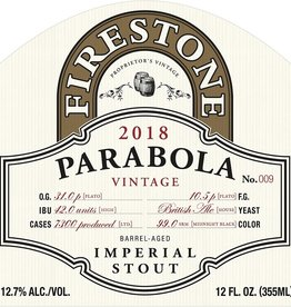 Firestone Walker 'Parabola' Barrel-aged Imperial Stout 375ml