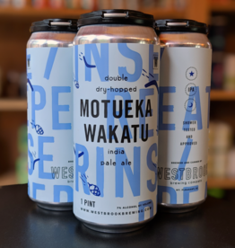 Westbrook Westbrook 'Double Dry-Hopped Motueka Wakatu' 16oz Can