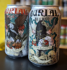 Burial 'Blade & Sheath' Farmhouse Ale 12oz Can
