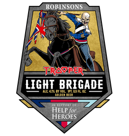 Robinsons Family 'Light Brigade' Golden Beer 500ml