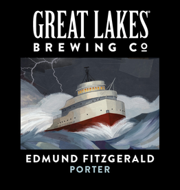 Great Lakes 'Edmund Fitzgerald' Porter 12oz Sgl