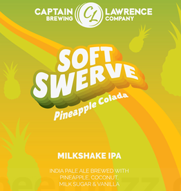 Captain Lawrence 'Soft Swerve' 16oz Can