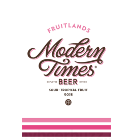Modern Times 'Fruitlands' Gose 16oz Can