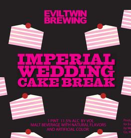 Evil Twin Brewing 'Imperial Wedding Cake Break' 16oz Can