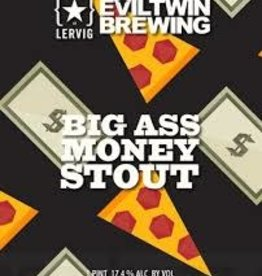 Evil Twin Brewing 'Big Ass Money Stout' 16oz Can