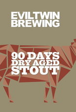 Evil Twin Brewing '90 Days Dry Aged Stout' 16oz Can