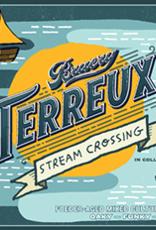 The Bruery x Green Cheek 'Stream Crossing' 750ml