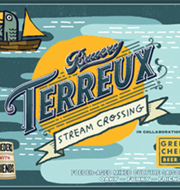 The Bruery x Green Cheek 'Stream Crossing' 750ml