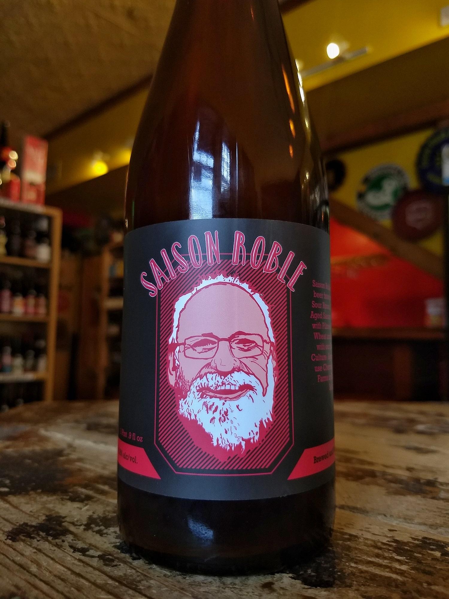 Salud Cerveceria 'Saison Roble' 500ml