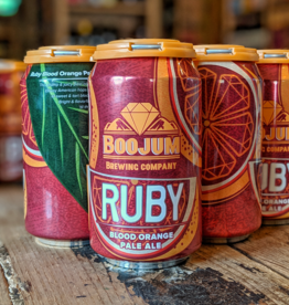 Boojum Brewing Co. 'Ruby Blood Orange Pale' 12oz Can