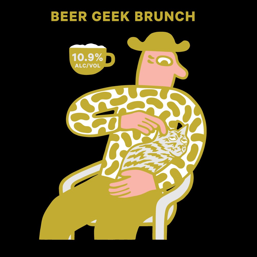 Mikkeller SD 'Beer Geek Brunch' Imperial Stout 16oz Can