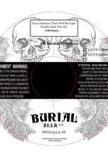 Burial 'From Darkness There Will Be Light' New England-style IPA 32oz Growler