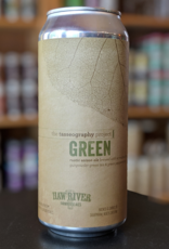 Haw River Farmhouse Ales 'The Tasseography Project - Green' Saison 16oz Can