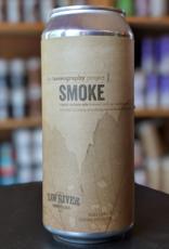 Haw River Farmhouse Ales 'The Tasseography Project - Smoke' Saison 16oz Can