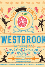 Westbrook 'Citrus Redacted' Imperial IPA 16oz Can
