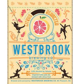 Westbrook 'Citrus Redacted' Imperial IPA 16oz Can