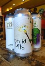 Heist 'Druid Pils' German-Style Pilsner 16oz Can