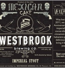Westbrook 'Mexican Cake' Imperial Stout 22oz