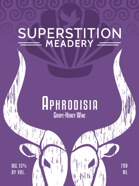 Superstition Meadery 'Aphrodisa' Mead 750ml