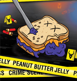 Superstition Meadery 'Peanut Butter Jelly Crime' Mead 750ml