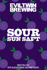 Evil Twin Brewing 'Sour Sun Saft' Sour IPA 16oz Can