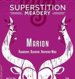 Superstition Meadery 'Marion' Blackberry, Blueberry, and Raspberry Mead 750ml