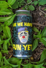Hoof Hearted 'Are We Having Fun Yet?' Pale Ale 16oz Can