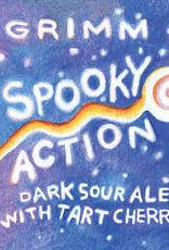 Grimm Artisanal Ales 'Spooky Action' Fruited Dark Sour Ale 500ml