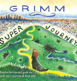 Grimm Artisanal Ales 'Super Journey' Gose 500ml