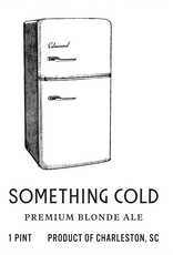 Edmund's Oast 'Something Cold' Premium Blonde Ale 16oz Can