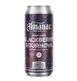 Almanac 'Blackberry Sournova' Sour Ale 16oz Can