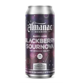 Almanac 'Blackberry Sournova' Sour Ale 16oz Can