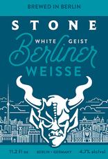 Stone Brewing 'White Geist' Berliner Weisse 330ml Can