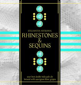 Stillwater Artisanal 'Rhinestones & Sequins' Sour Brut IPA 16oz Can