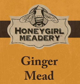 Honeygirl Meadery 'Ginger' Mead 375ml