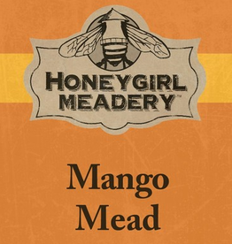 Honeygirl Meadery 'Mango' Mead 375ml