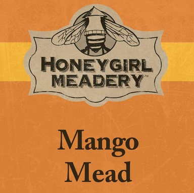 Honeygirl Meadery 'Mango' Mead 375ml