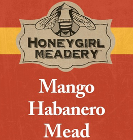 Honeygirl Meadery 'Mango Habanero' Mead 375ml