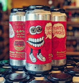 Newgrass 'Forced Laughter' Berliner Weisse 16oz Can
