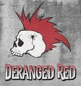 Southern Range 'Deranged Red' 16oz Can
