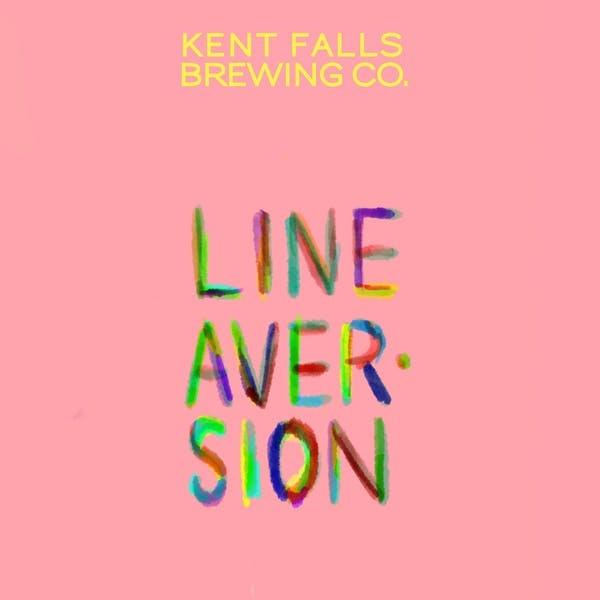 Kent Falls 'Line Aversion' NE IPA 16oz Can