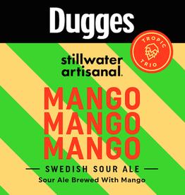 Dugges x Stillwater 'Mango Mango Mango' 330ml Sgl