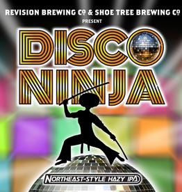 Revision 'Disco Ninja' Northeast-Style Hazy IPA 16oz Can